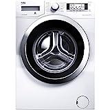 Beko WYA 81643 LE Waschmaschine / A+++ / sparsame 190 kWh/Jahr / 1600 UpM / 8 kg / weiß / Watersafe+ / extra leise / Mengenautomatik / Allergikerfreundlich