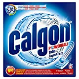 Calgon 3in1 Power Tabs - Wasserenthärter gegen Kalkablagerungen und Schmutz in der Waschmaschine - Beugt unangenehmen Gerüchen vor - 1 x 75 Tabs
