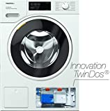 Miele WSI863WCS Frontlader Waschmaschine / 9 kg / automatisches Dosiersystem - TwinDos / saubere Wäsche in 49 min - QuickPowerWash / Miele@home / Watercontrol-System / AllergoWash / 1600 U/min / A+++