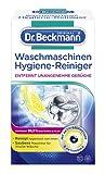 Dr. Beckmann Waschmaschinen Hygiene-Reiniger | Maschinenreiniger mit Aktivkohle (1 x 250 g)